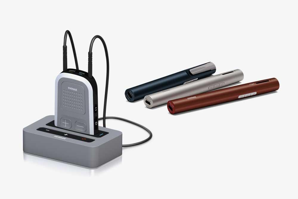 Accessori apparecchi udito bluetooth