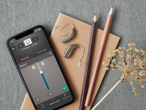 Apparecchi acustici App