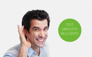 Test gratuito dell'udito